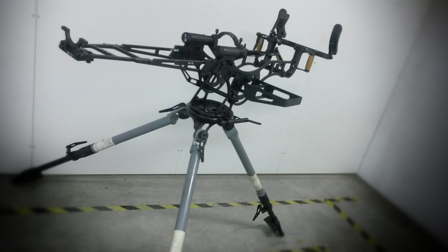 KPV/ KPVT tripod renewed